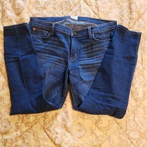 """Hudson """"Krista"""" Super Skinny Ankle Jeans"""